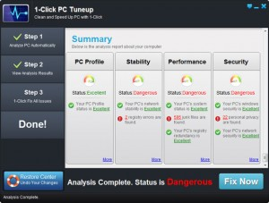 pc tuneup screenshot