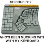 Maltron Keyboard - meme