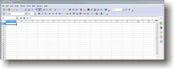 OpenOffice Calc - As good as MS Excel!